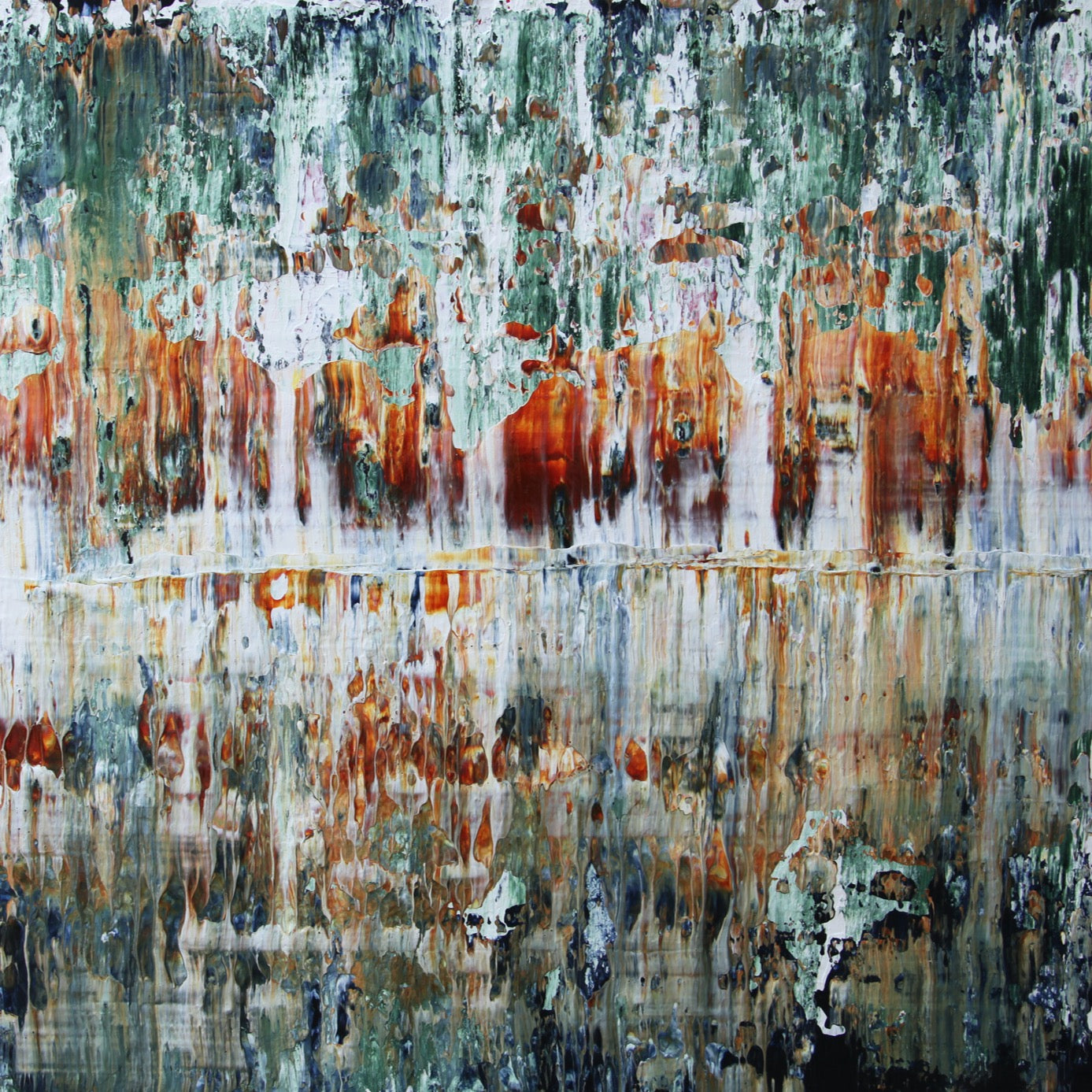 """Different World"" by Halina Domanski 
