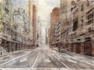 """Emptiness 2"" by Norbert Waysberg 