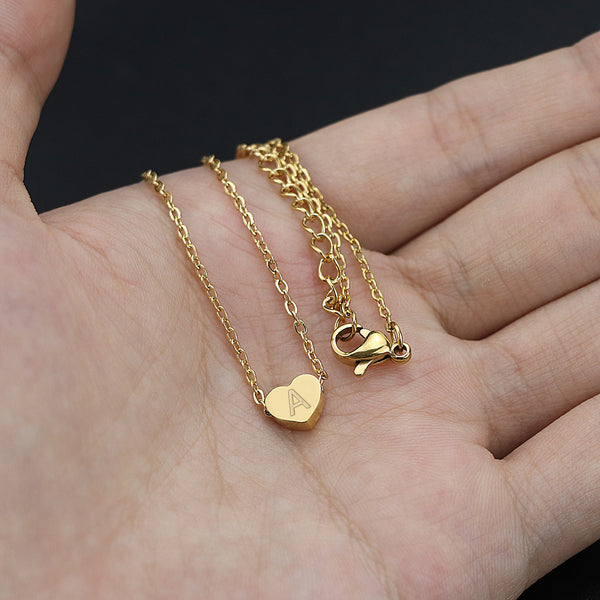 The Mini Heart Necklace