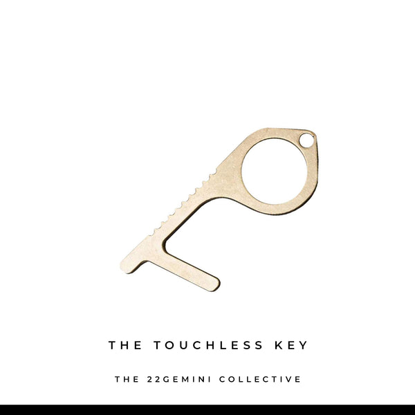 The Touchless Key