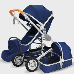 Multifunktionaler 3 in 1 Kinderwagen