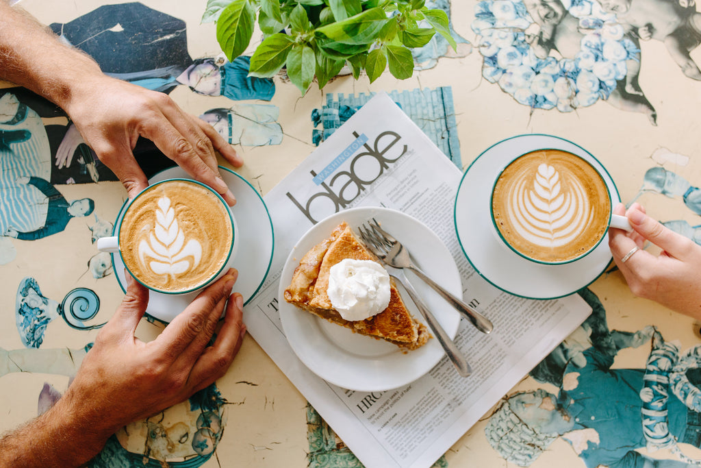 How to Take the Perfect Coffee Instagram