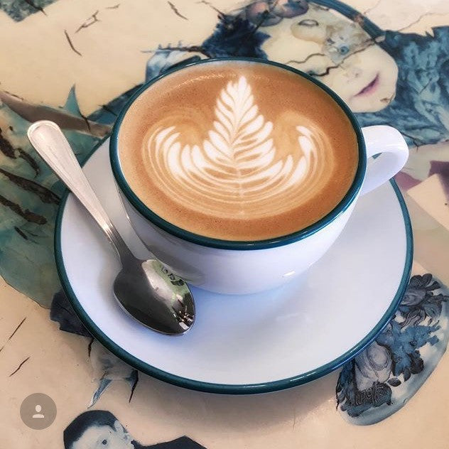 The Magic of Latte Art