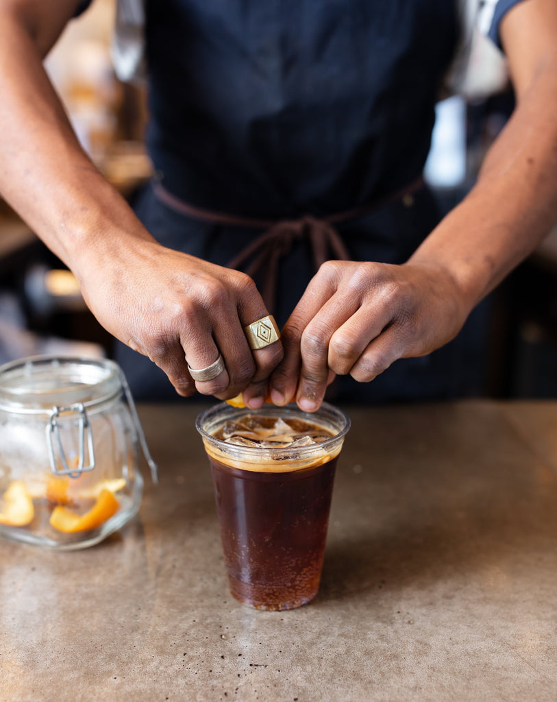 Nitro Cold Brew Cocktail Recipes