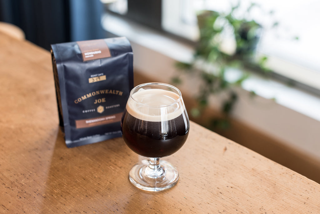 Why our Shenandoah Spring Roast Makes the Best Nitro Cold Brew