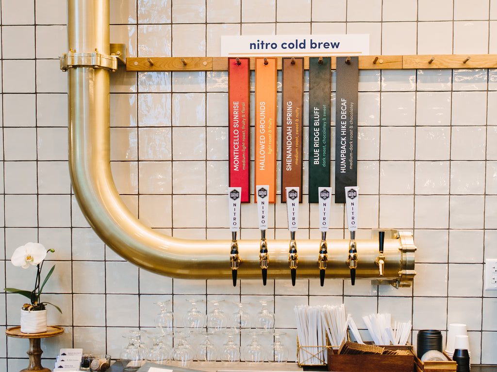 How to Get Nitro Cold Brew on Tap in Your Office