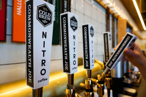 Commonwealth Joe Nitro Cold Brew