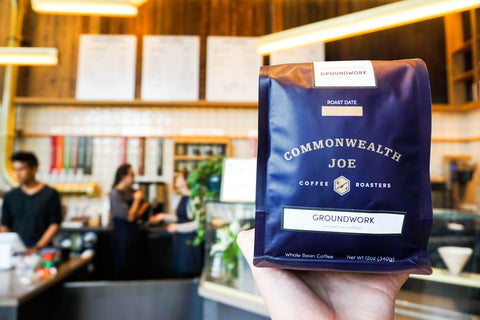 Now Featuring Groundwork: A New Coffee Experience