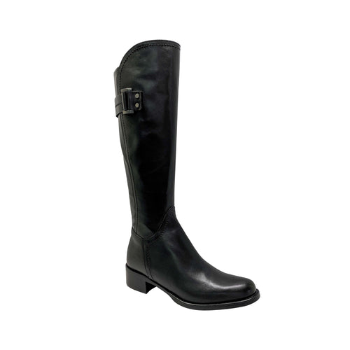 Neo Seta Knee High Leather Boots