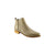 Django & Juliette Inflict Taupe Leather Boots