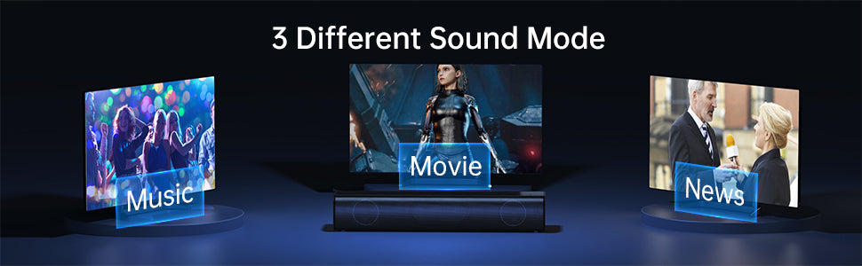 SAKOBS soundbar for movie