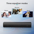 equalizer modes soundbar