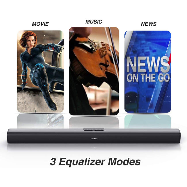 soundbar equalizer modes