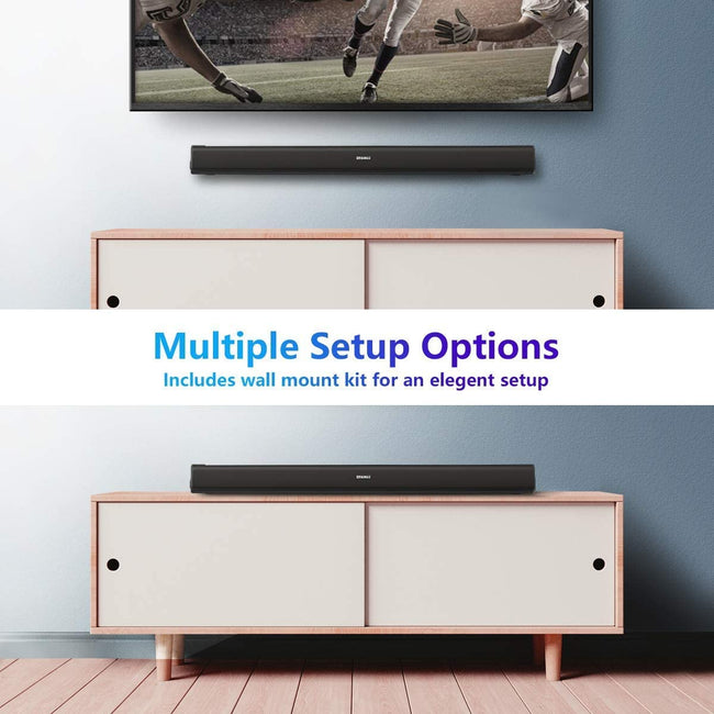 soundbar for tv subwoofers