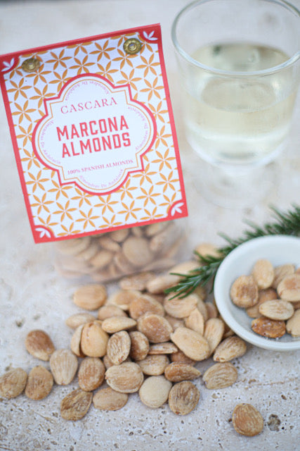 Cascara Marcona Almonds 175g