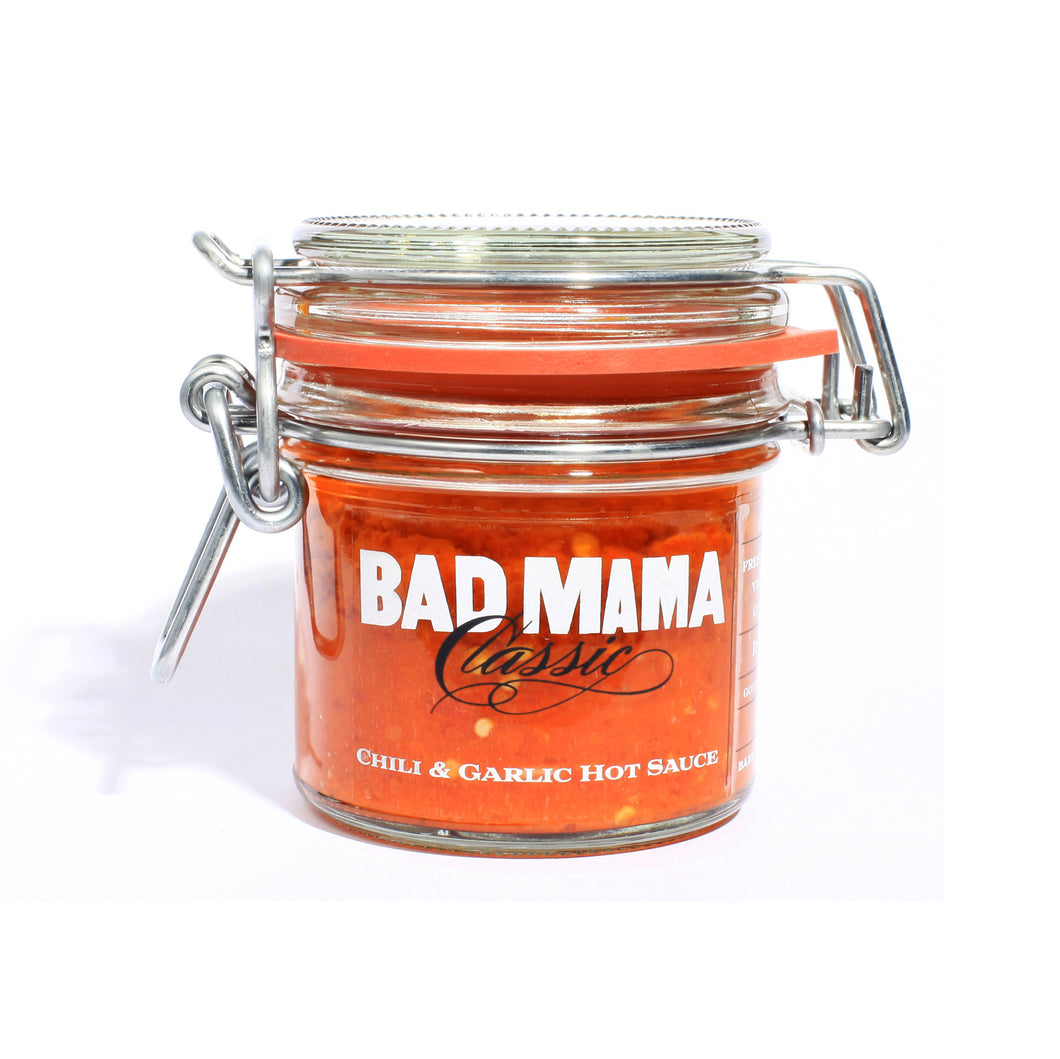 Bad Mama Classic Chili & Garlic Hot Sauce