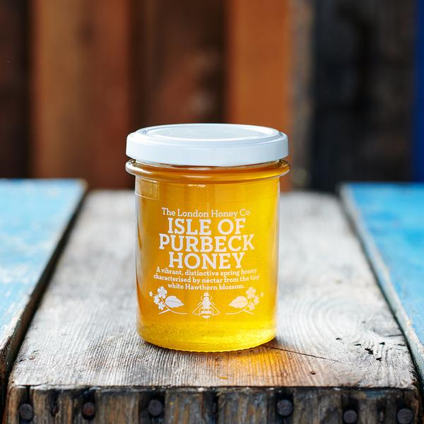 The London Honey Co Isle of Purbeck Honey 250g