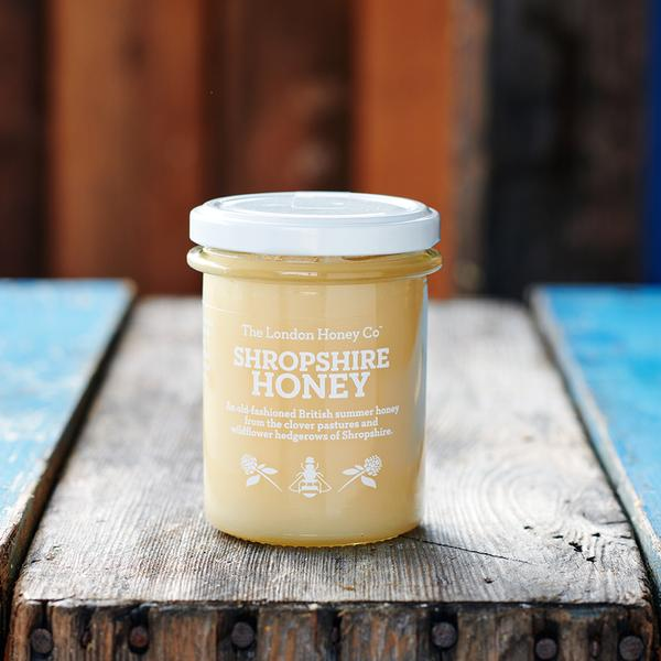 The London Honey Co Shropshire Honey Creamed 250g