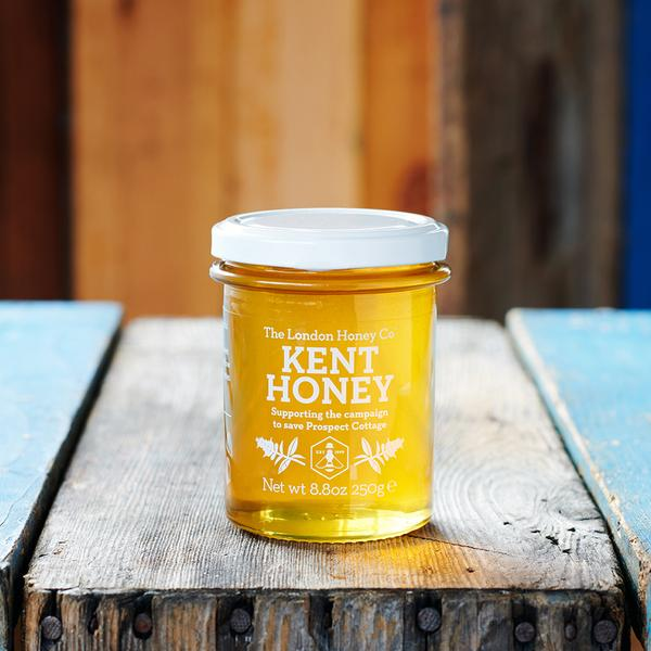 The London Honey Co Kent Summer Honey 250g