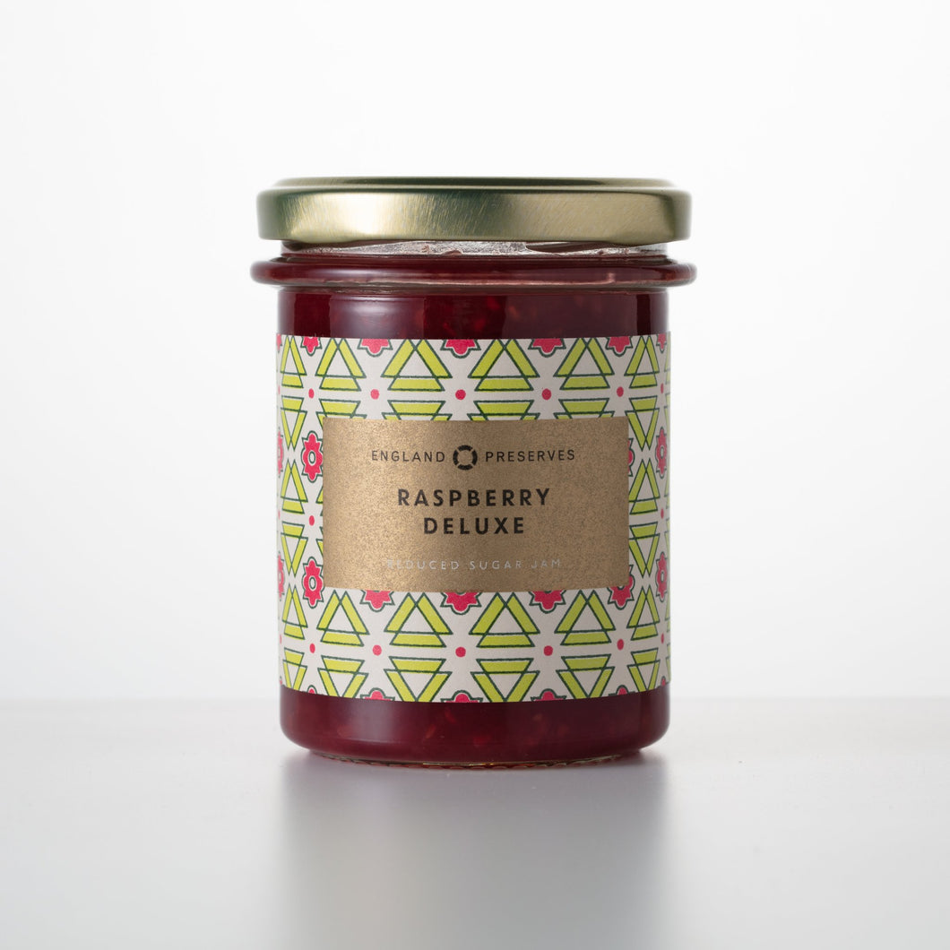 England Preserves Raspberry Deluxe 212ml
