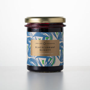 England Preserves Blackcurrant Blighty 212ml