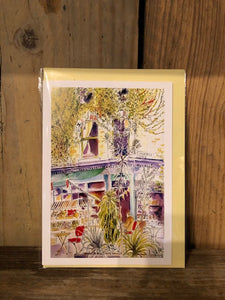 ITALO Bonnington Square Card by Mary Pierce