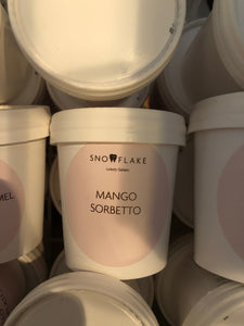 Snowflake Mango Sorbetto 120ml