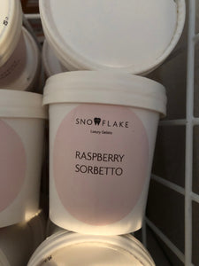 Snowflake Raspberry Sorbetto 120ml