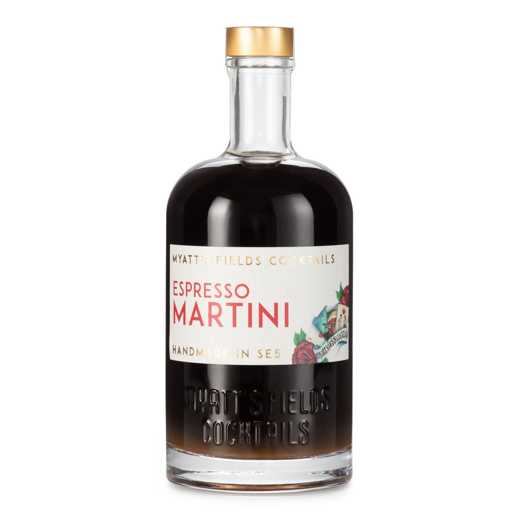 Myatt's Fields Cocktails Espresso Martini 500ml