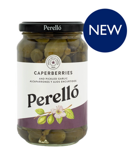 Perello Caperberries 180g