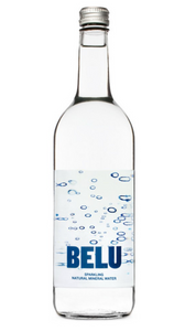 Belu Sparkling Water Bottle 750ml