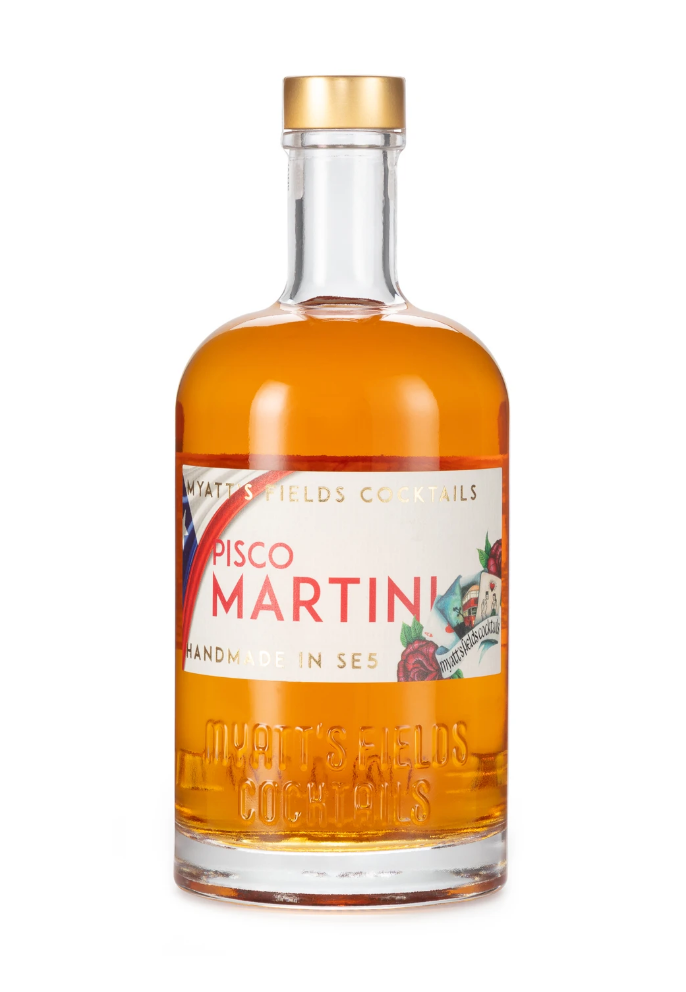 Myatt's Fields Cocktails Pisco Martini 500ml