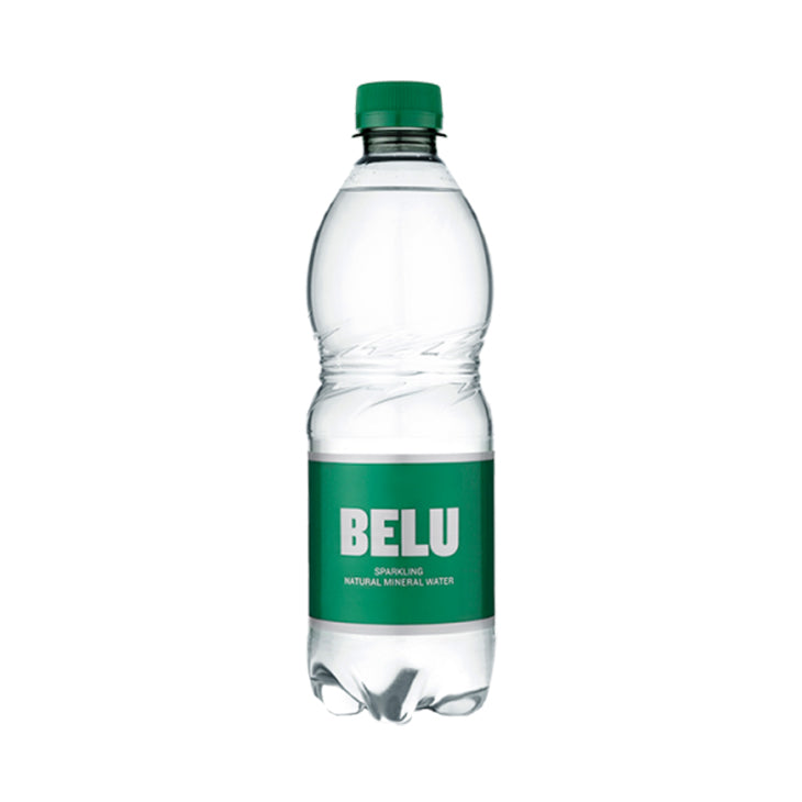 Belu Sparkling Water Bottle 500ml