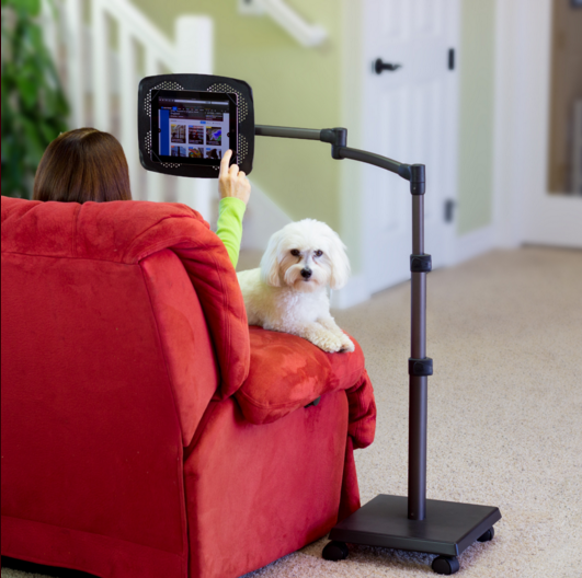 4 Major Benefits for Using a Tablet Stand Holder