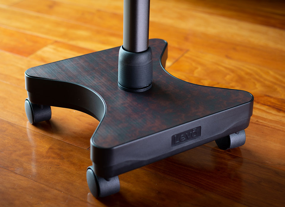 LEVO Rolling Laptop Stand
