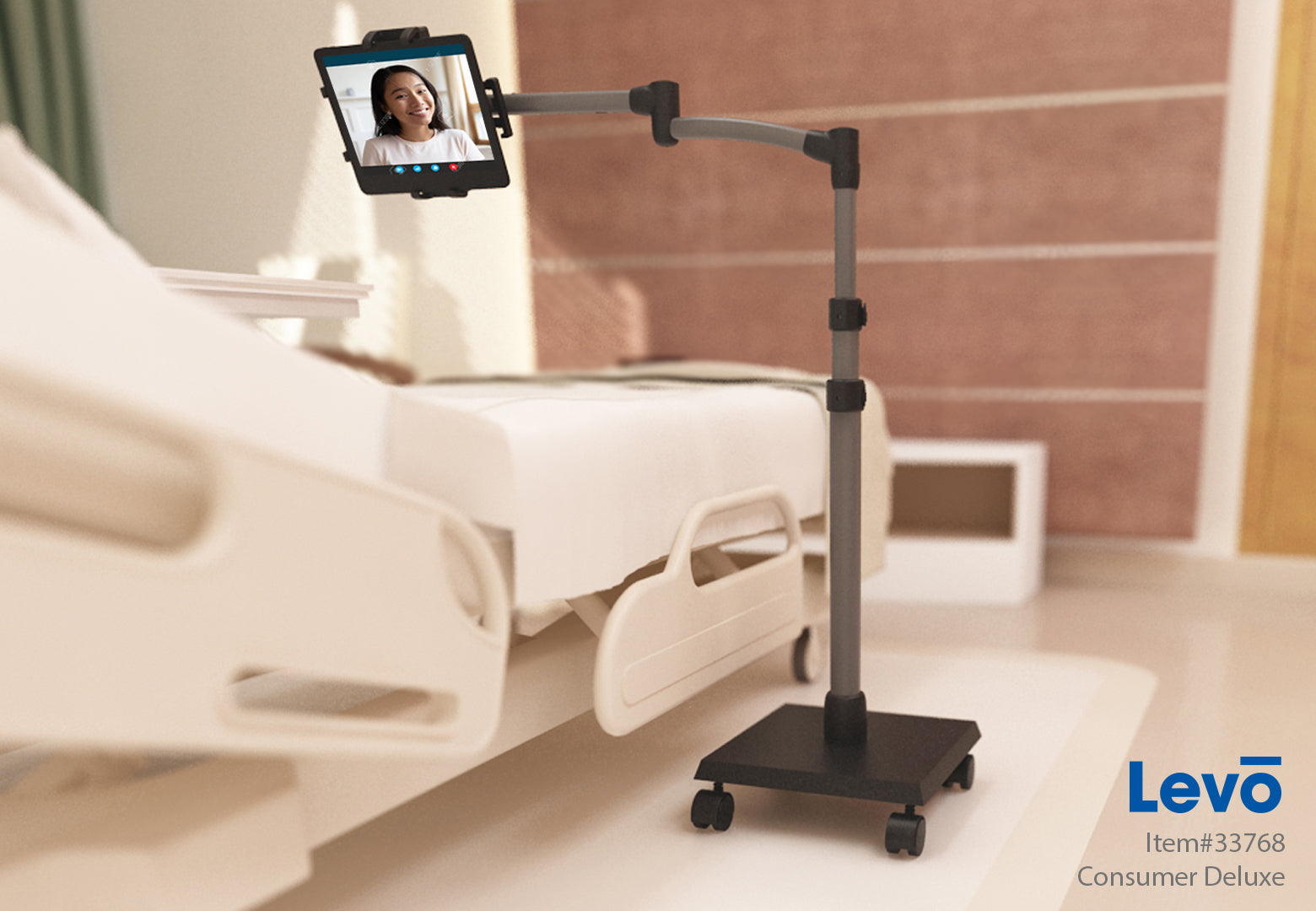 demo product LEVO G2 Essential Tablet Stand