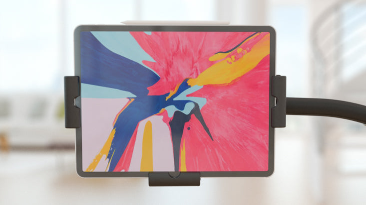 """The Cutting Edge of Adjustable Tablet Stands"""" -LEVO G2"""