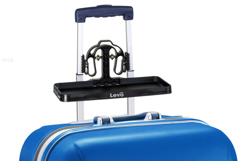 LEVO Luggage Tray Workstation for Tablets and Smart Phones
