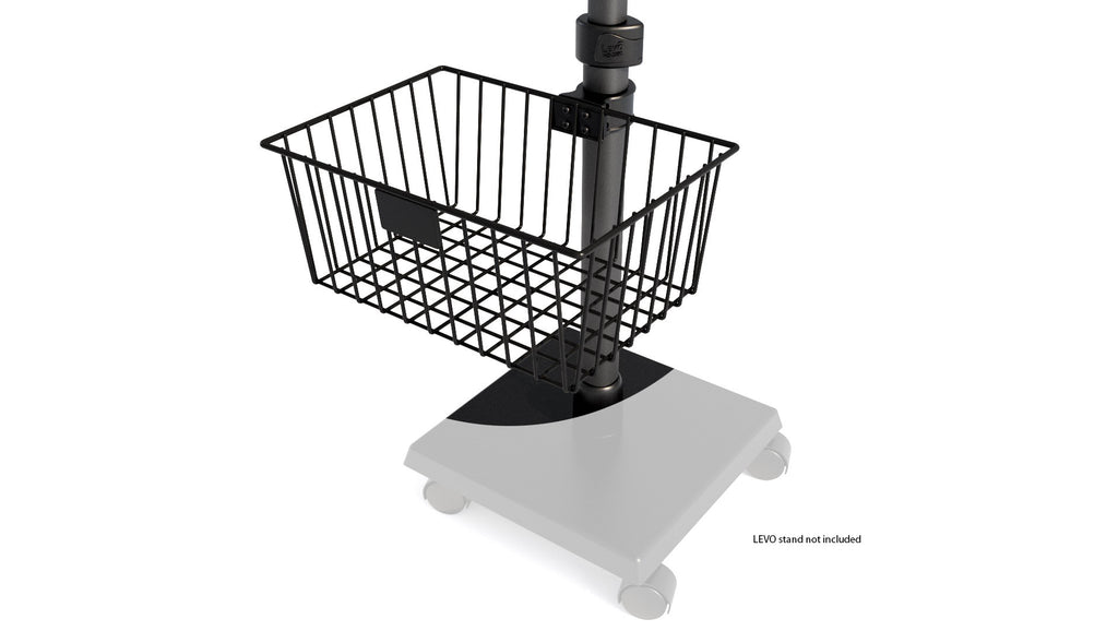 LEVO Utility Basket for LEVO Stands
