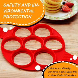 (Last stock &Hot sale)The Nonstick Pancake Mold