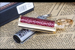 (Father's Day Special Offer)Metal Retro Match Lighter