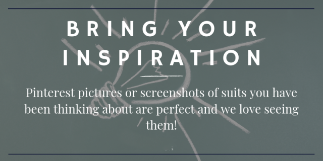 Bring Your Inspiration