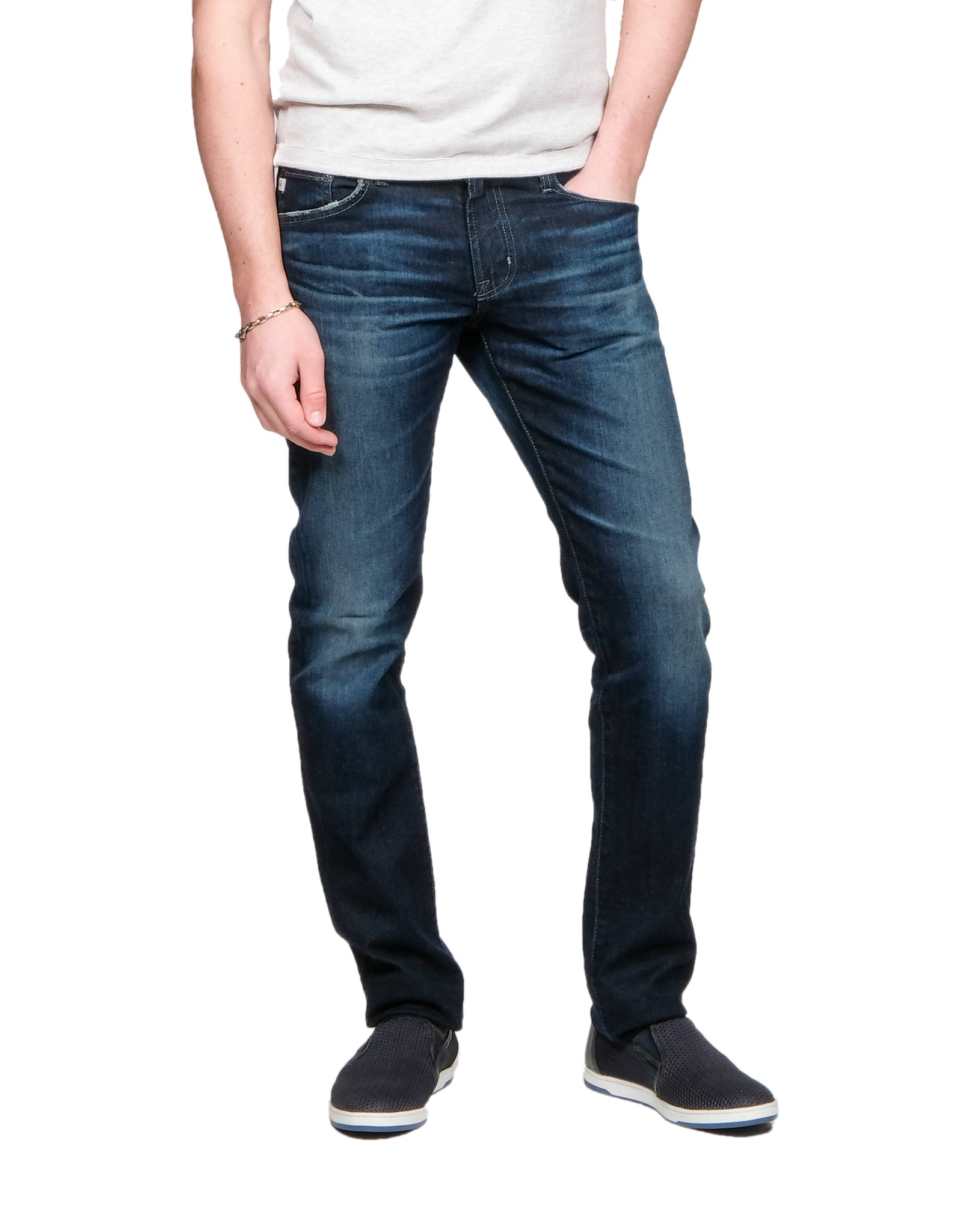 Dylan Slim Skinny Jean (4 Years Chase) - Mr. Derk Apparel Ltd.