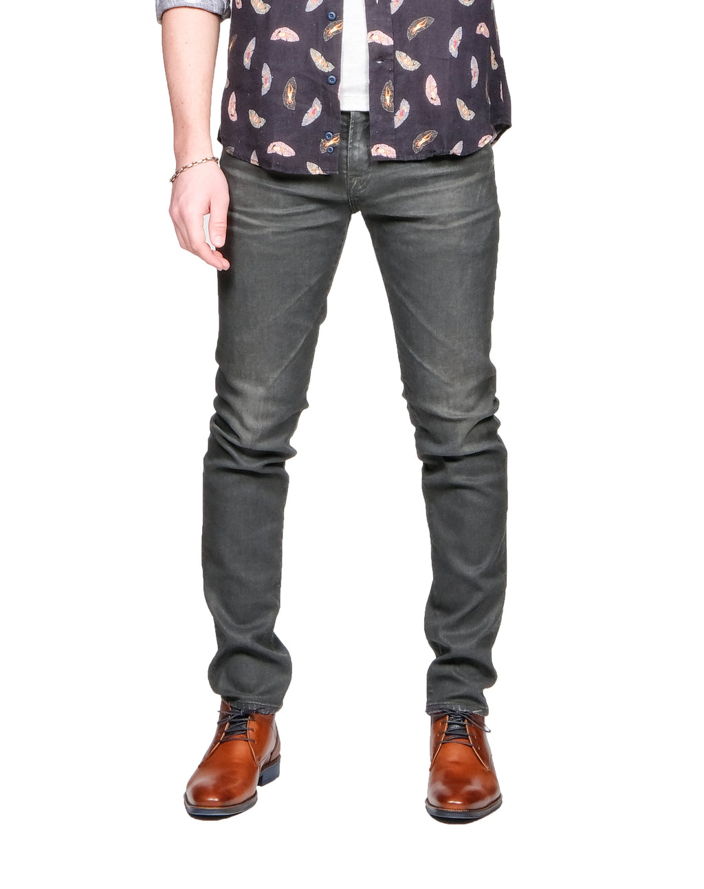 Dylan Skinny Fit Jeans (3 Years Merit) - Mr. Derk Apparel Ltd.