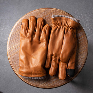 Tan Sheepskin John Glove