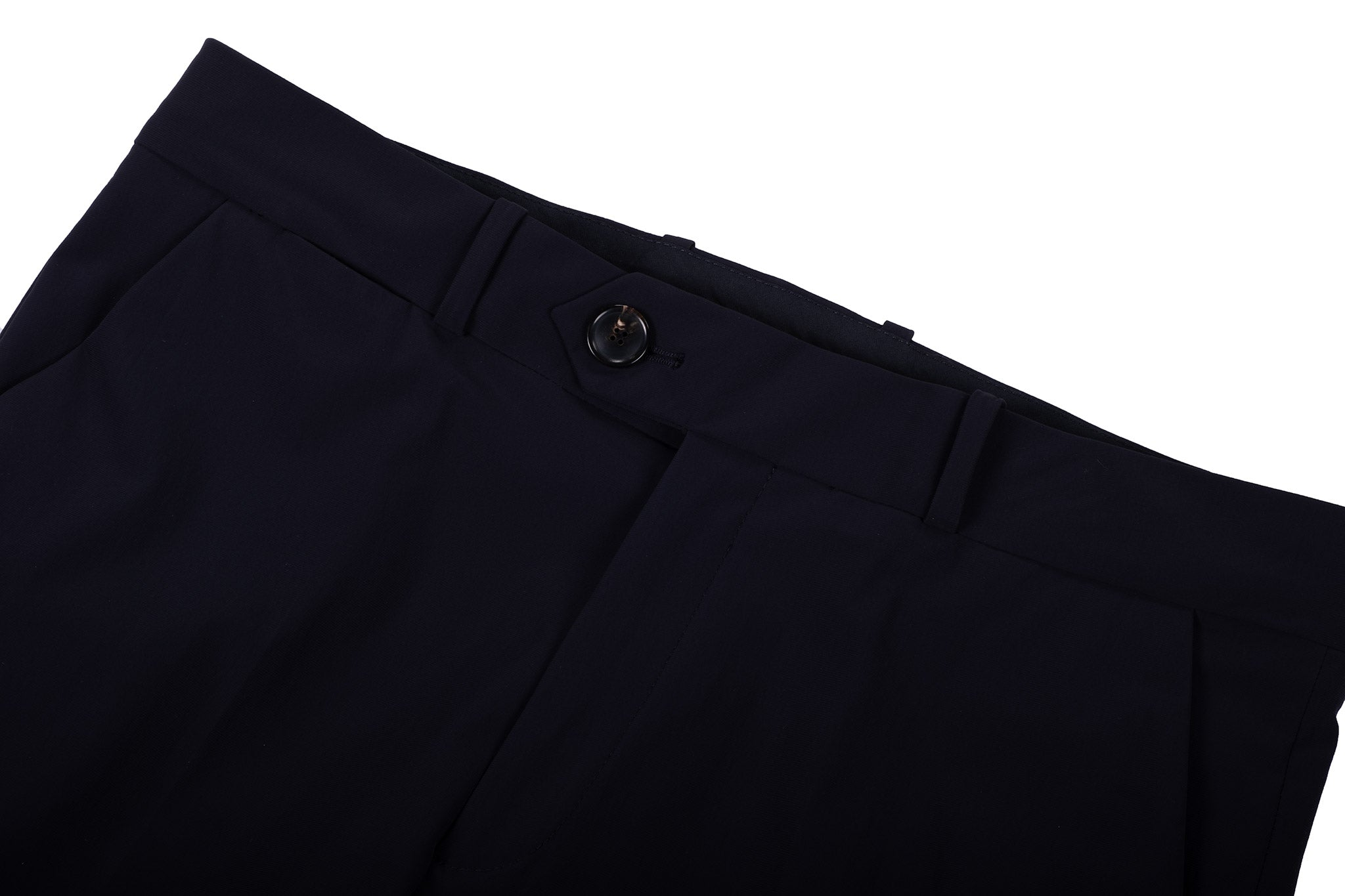 Navy Stretch Summer chinos