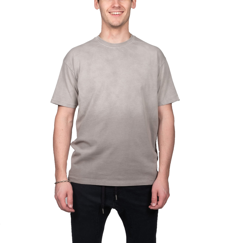 Washed Grey Box Tee - Mr. Derk Apparel Ltd.