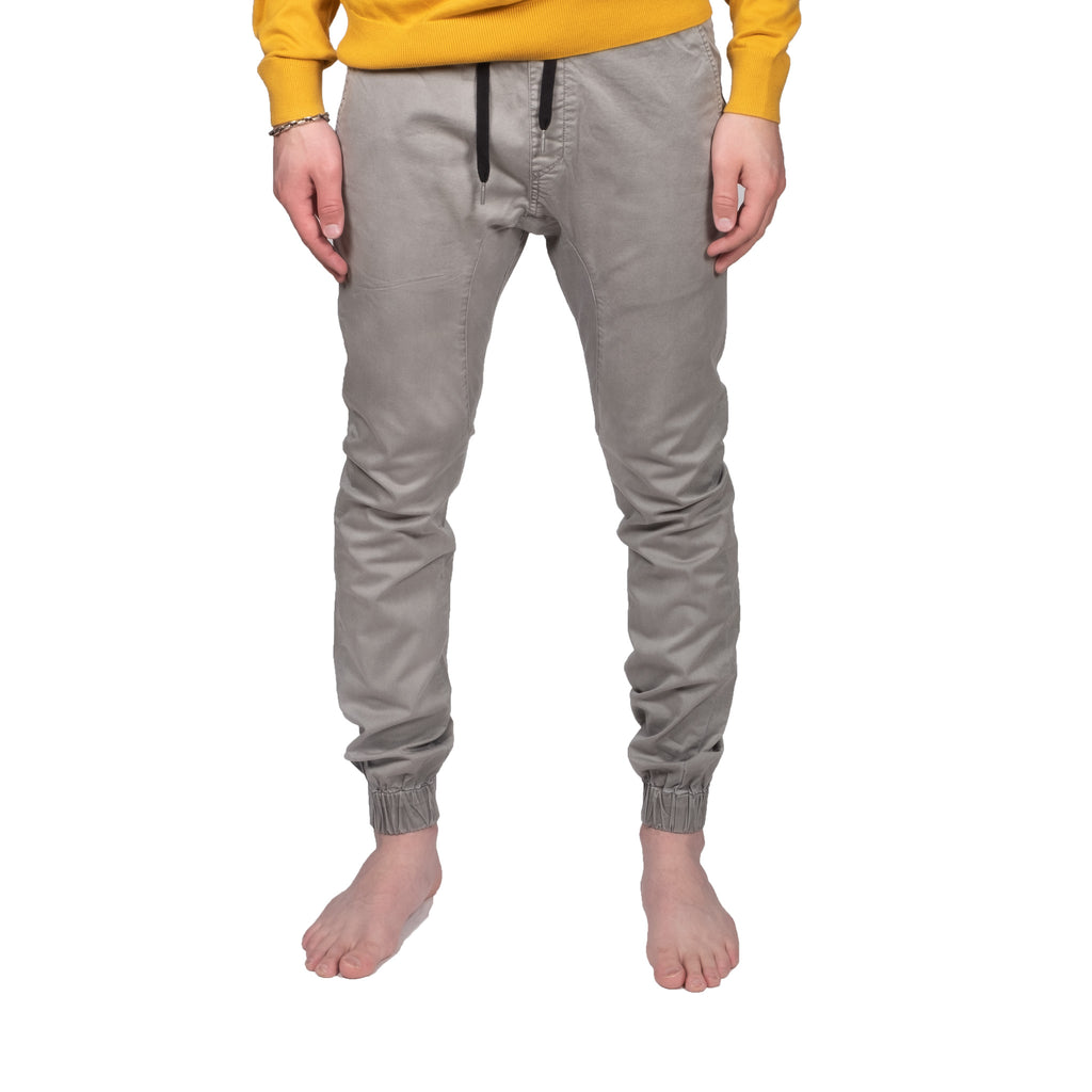Grey Lite Jogger - Mr. Derk Apparel Ltd.