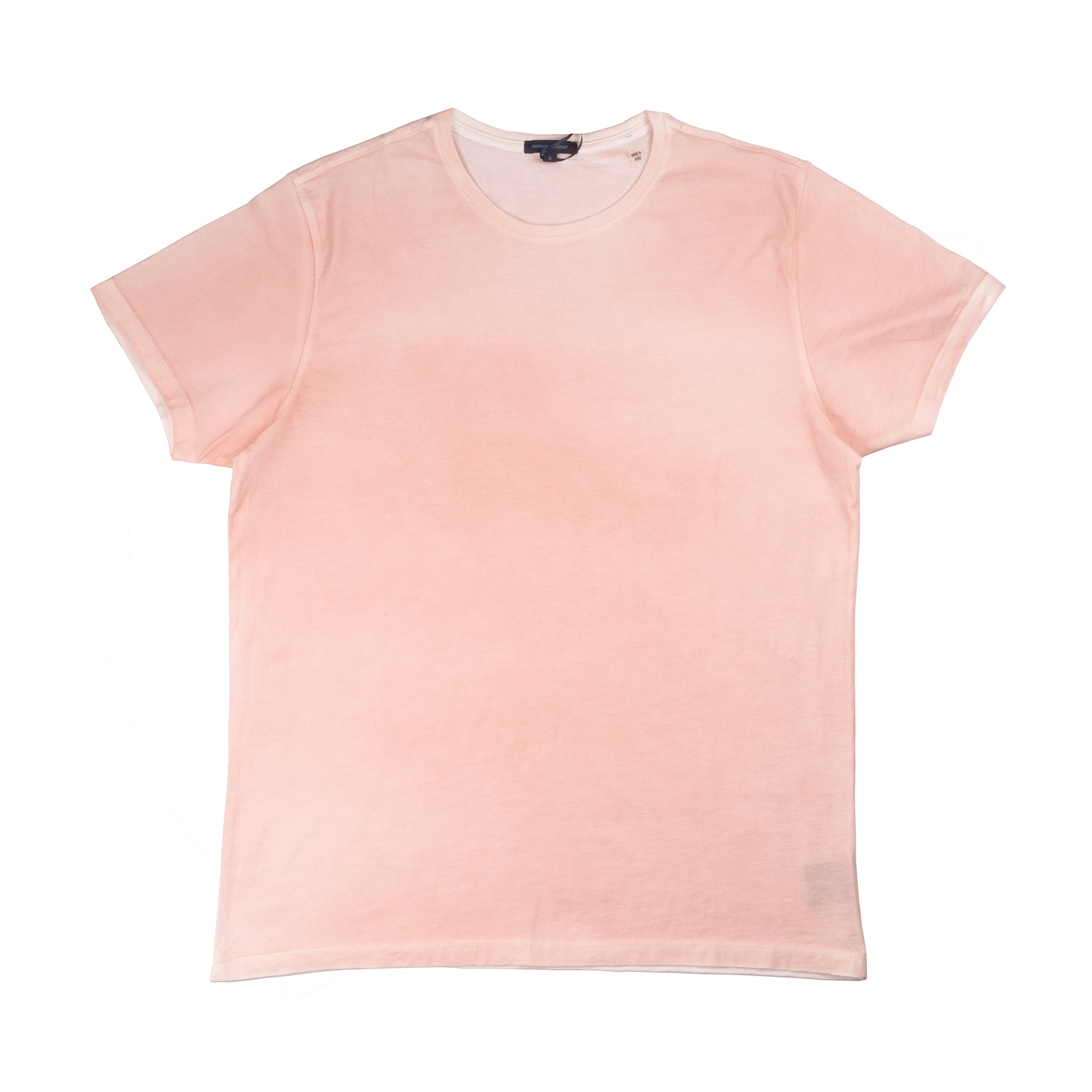 Cotton Candy Spray Wash Tee