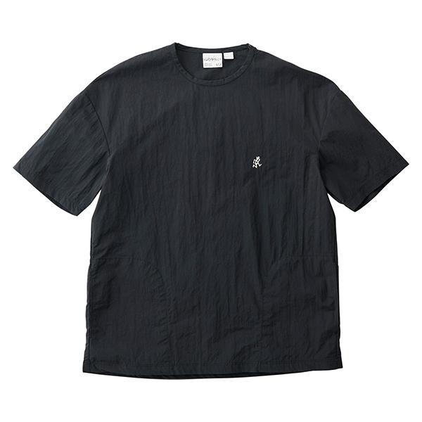 Black Shell Camp Tee